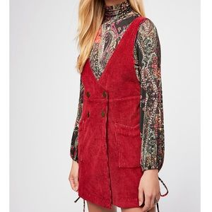Free People Canyonlands Cord Jumper